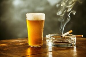 Beer-and-cigarettes