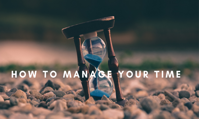 time management techniques.