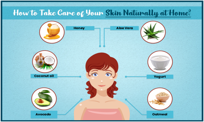 skin naturally
