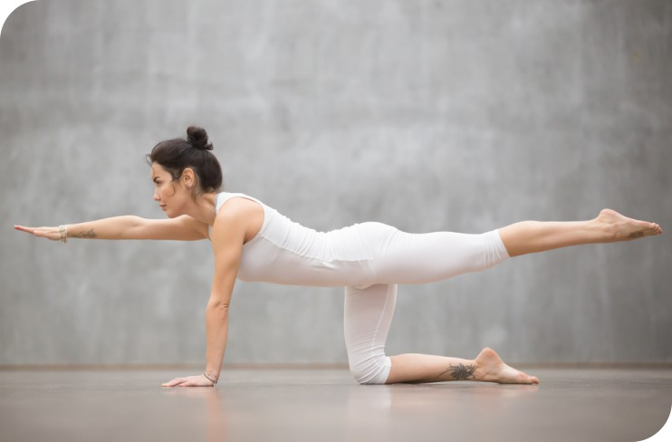 yoga style for loss weight