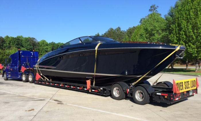 boat hauling