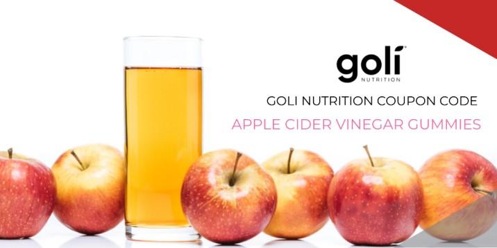 GOLI NUTRITION COUPON CODE
